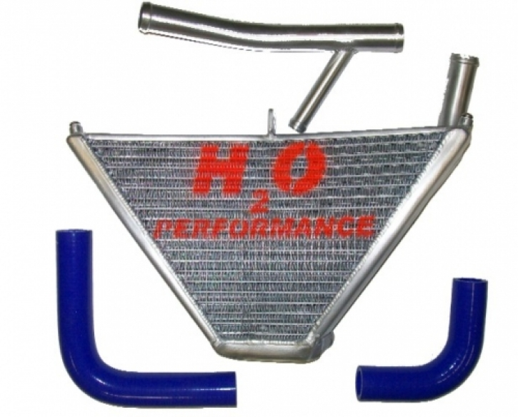 radiator extension CBR 600 RR 07-11