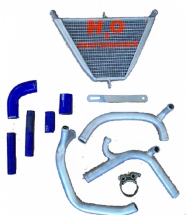 Wasserkühler CBR 1000 RR 08-11 Zusatz