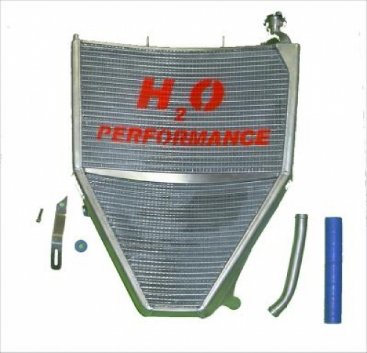 Wasserkühler Triumph Daytona 675 Race