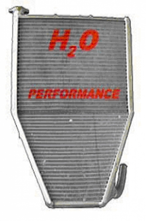 radiator ZX 10 R 04-05 race