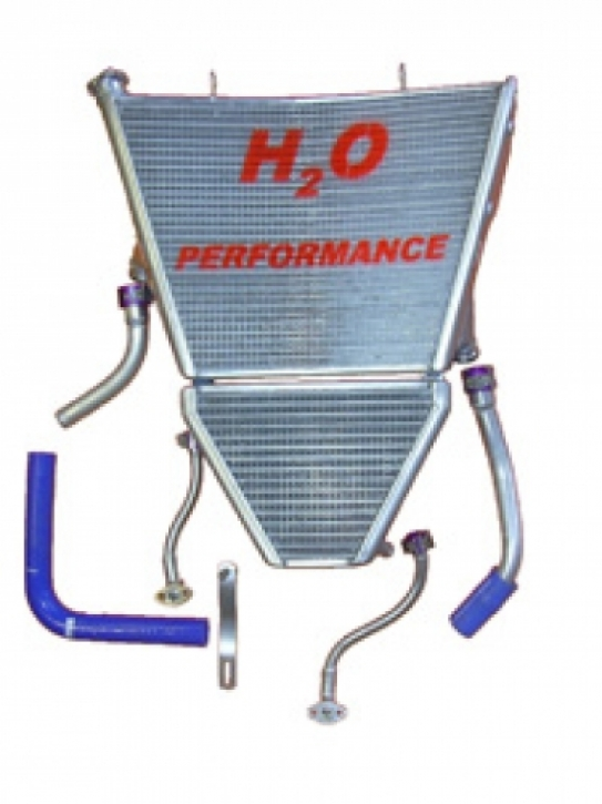 radiator water/- ol GSX-R 1000 07 Race