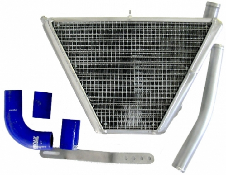 radiator GSX-R 600 / 750 06/08/09/10 extension
