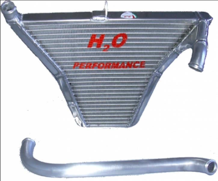 radiator extension YZF R 6 03-05