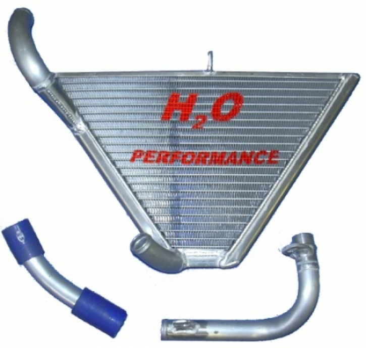 radiator extension YZF R R 1 07-08