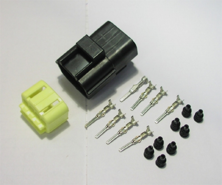connetor 8 way handlebar switch device side for Ducati
