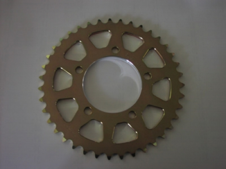 sprocket 520 pitch for Dymag rims