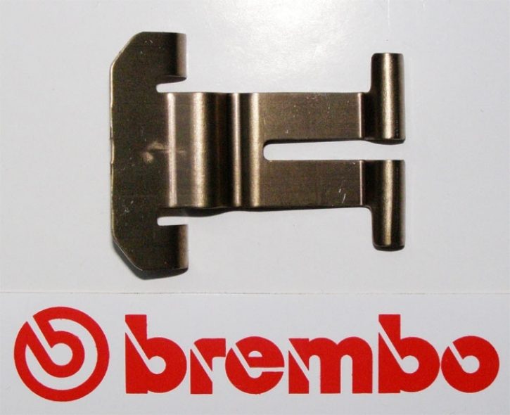 Brembo Brake Pad Spring for M4; M50 Mono, GP4 RX