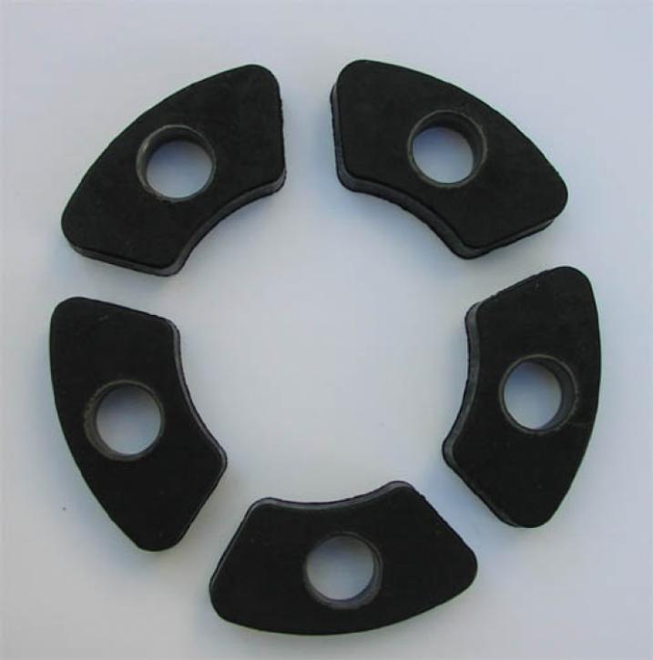 B-one cush drive rubber