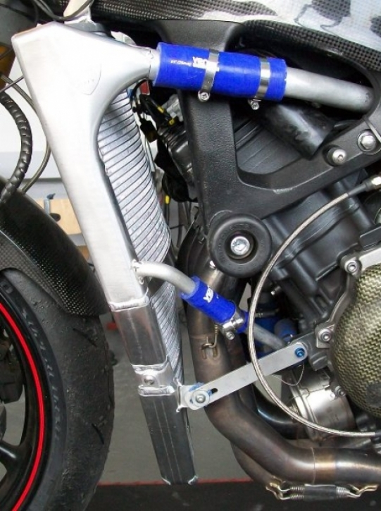 radiator water-/ oil YZF R 6 08-14 Race