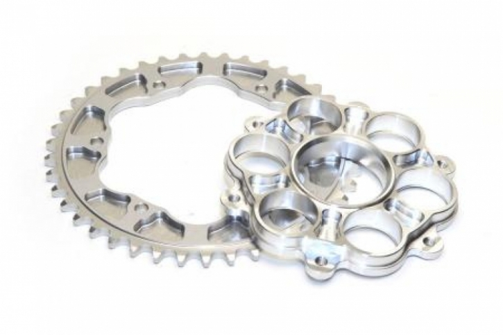 sprocket quick replacer kit for Ducati 1199/ 1299 / V4  Panigale