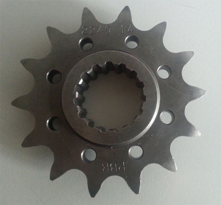 front sprocket 520 conversion pitch supersport 17 for 899/1199/V4 Panigale