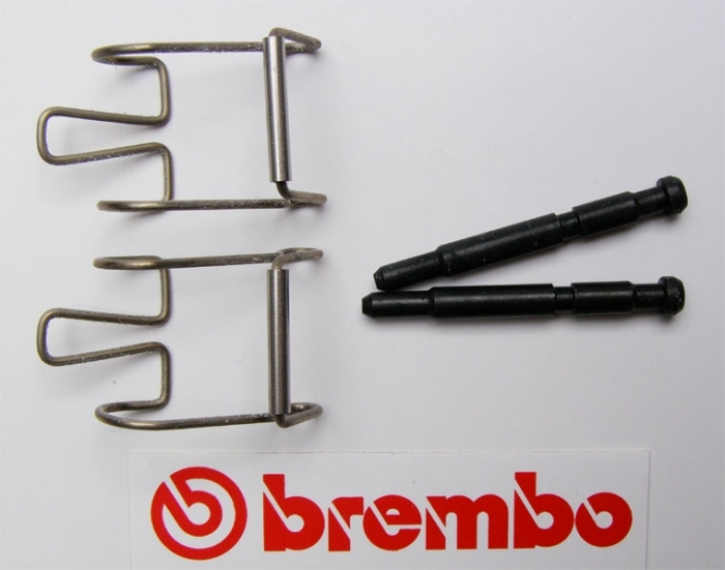 Brembo Pads Spindle kit for Brembo calipers P4 34/34C