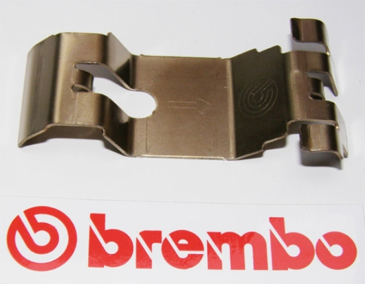 Brembo Brake Pad Spring for Brembo Calipers