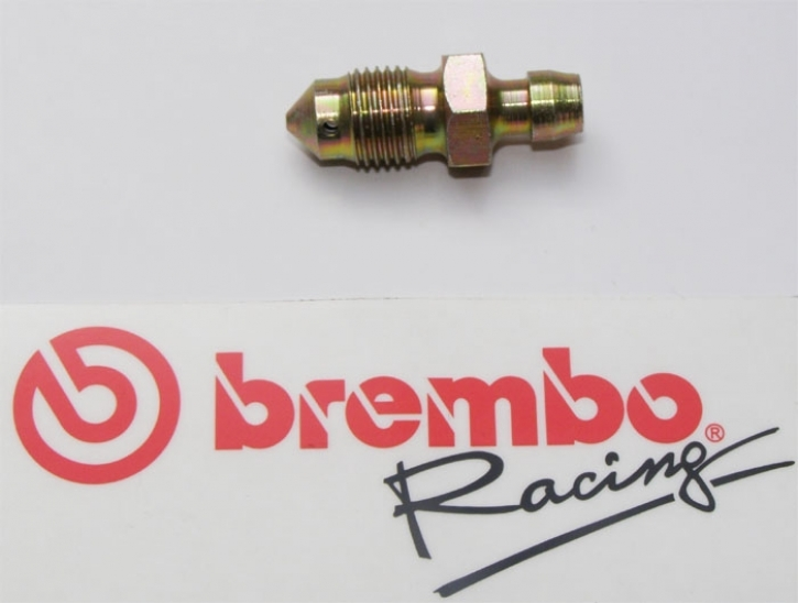Brembo bleeding screw for Racing Calipers