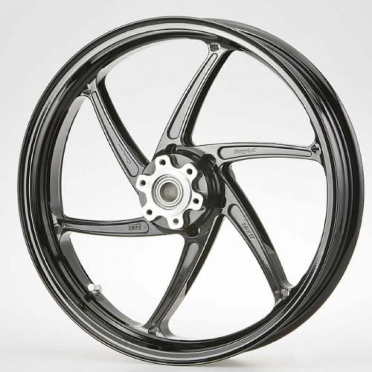 PVM 6 - spoken wheel set aluminium