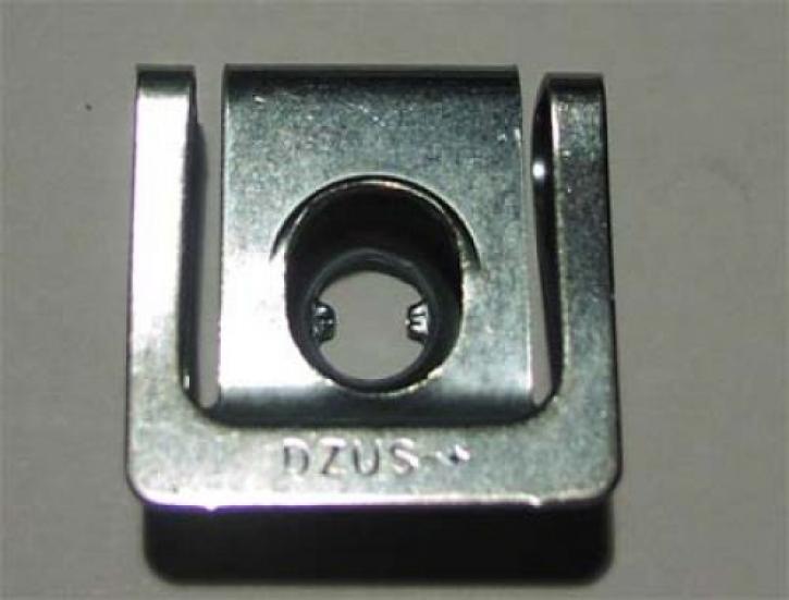 Schnellverschluß Steckspange 4 mm