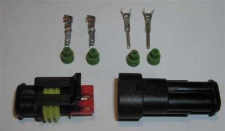 plug set AMP 2