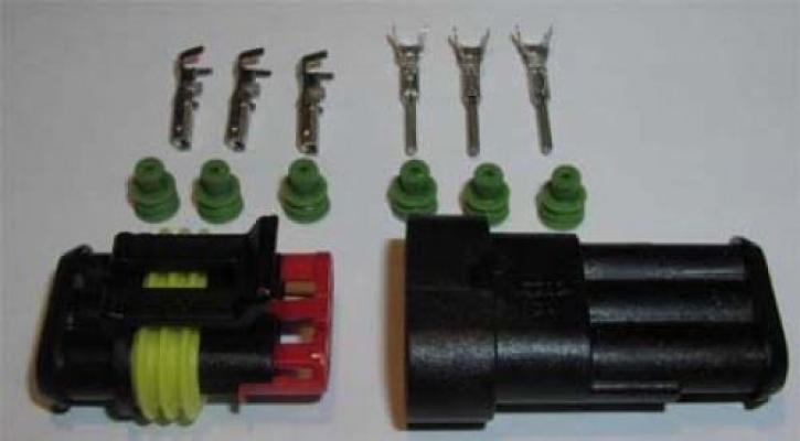 plug set AMP 3