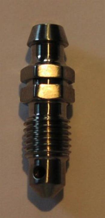 Brembo Entlüfternippel M 8 x 1.25 Titan