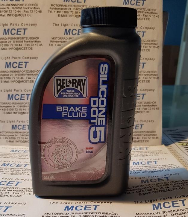 Bel Ray brake fluid DOT 5.0