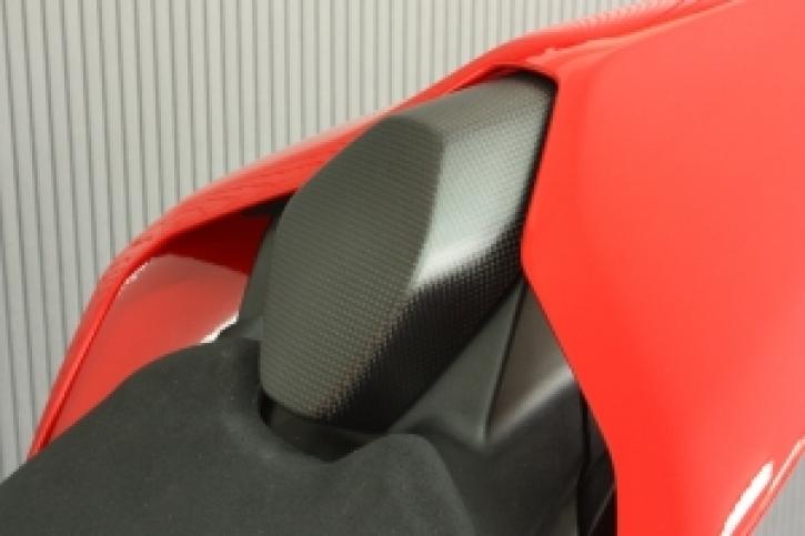 Carbon Sitzbankpad Panigale V4 / V4S2018-