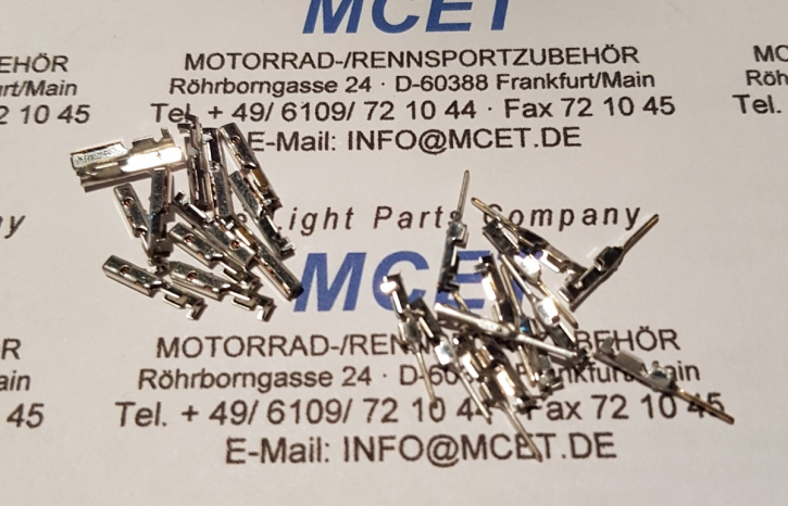 Crimp Kontakte Ersatz Can Bus Stecker Ducati Panigale