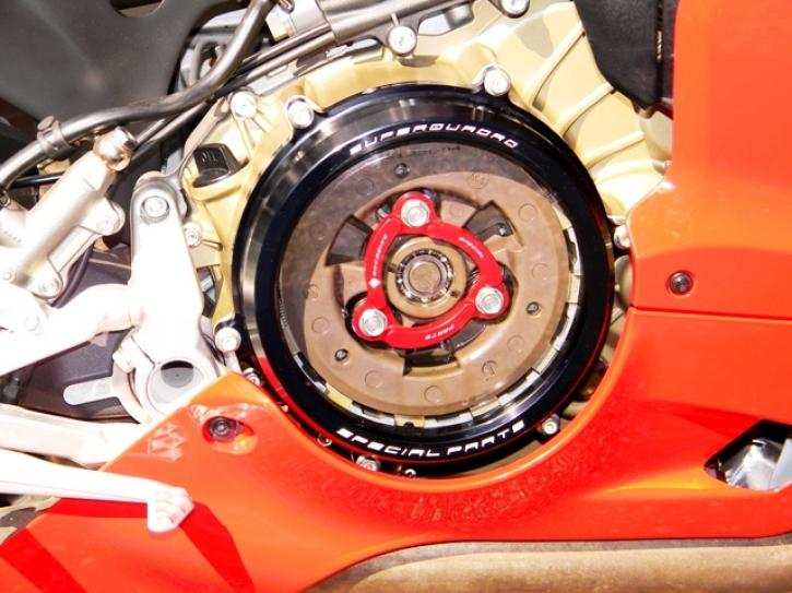 """Ducati 1199 cover cover """"OPEN"""""""
