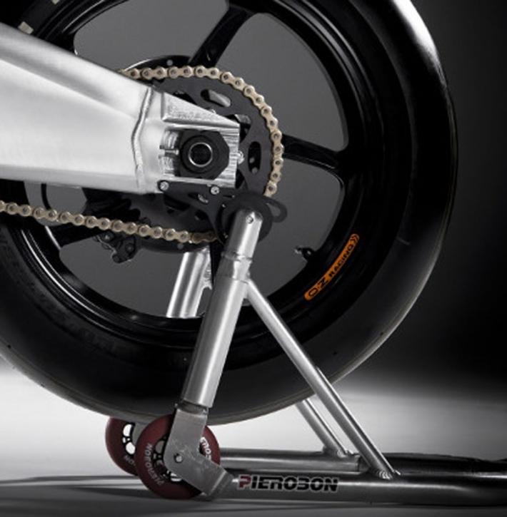 Pierobon rear stand Ducati with Y-shape brackets