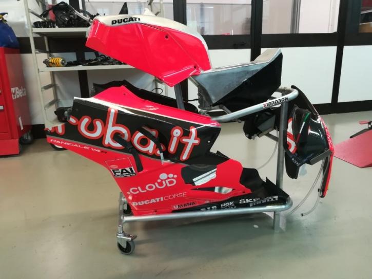 Pierobon Verkleidungstrolley für Ducati Panigale V4