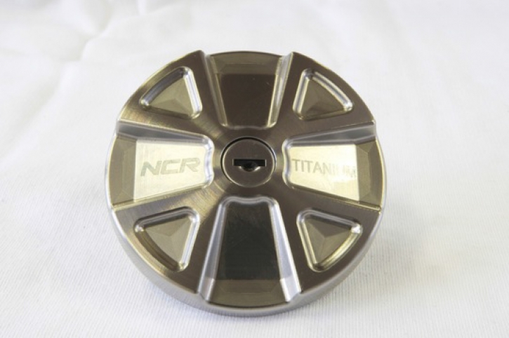 NCR Tankdeckel Titan Hypermotard