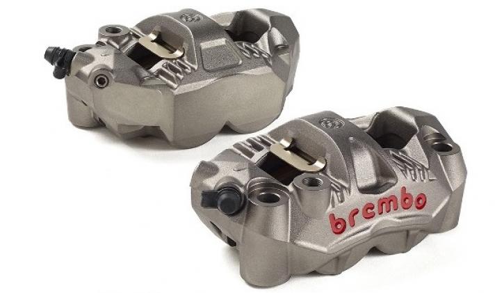 Brembo GP4 RS Radial Monoblock Kit 108 mm