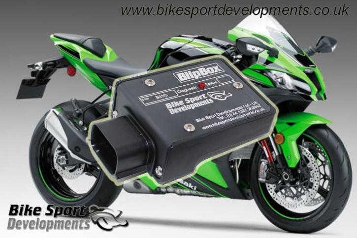 Blip Box Kawasaki ZX 10 R 2016-