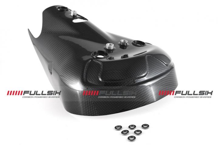Carbon Krümmerabdeckung OEM für Ducati Panigale 959/ 1299 2015-