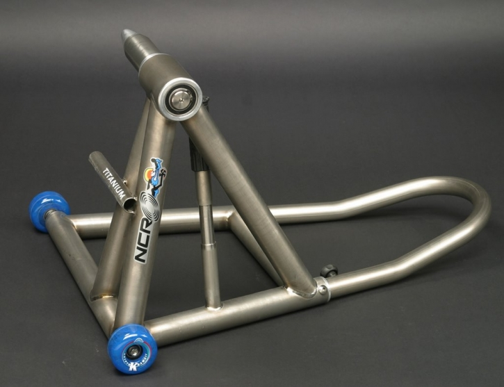 NCR titanium rear stand singleside