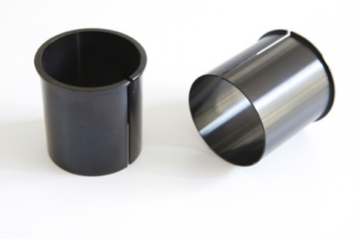 NCR collet sleeve 56 -> 53 mm black