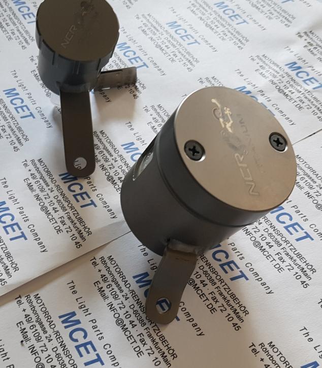 NCR Brems-/ Kupplungsfluidbehälter Titan