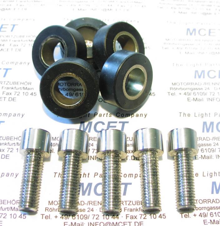 PVM cush drive rubber kit