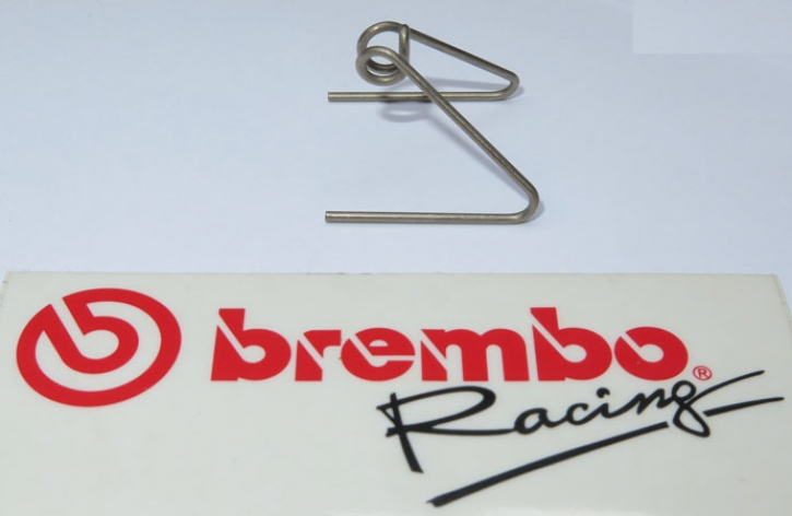 Brembo Haltefeder für Beläge, Racingzange P2 30