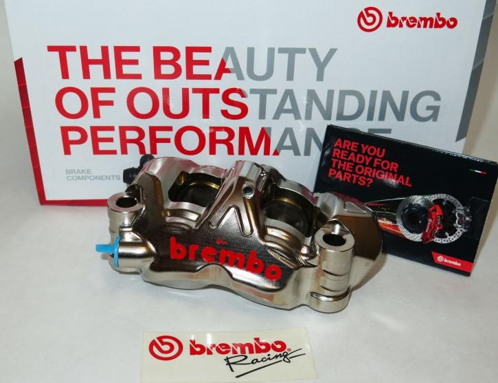 Racing Brake Caliper Brembo Monobloc GP4-PR 108 mm, Left