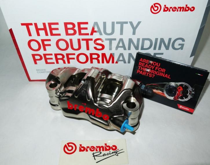 Racing Bremszange Brembo Monoblock GP4-PR 108 mm, Rechts