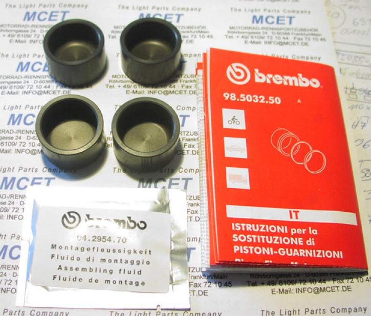 Brembo P4 32 piston kit
