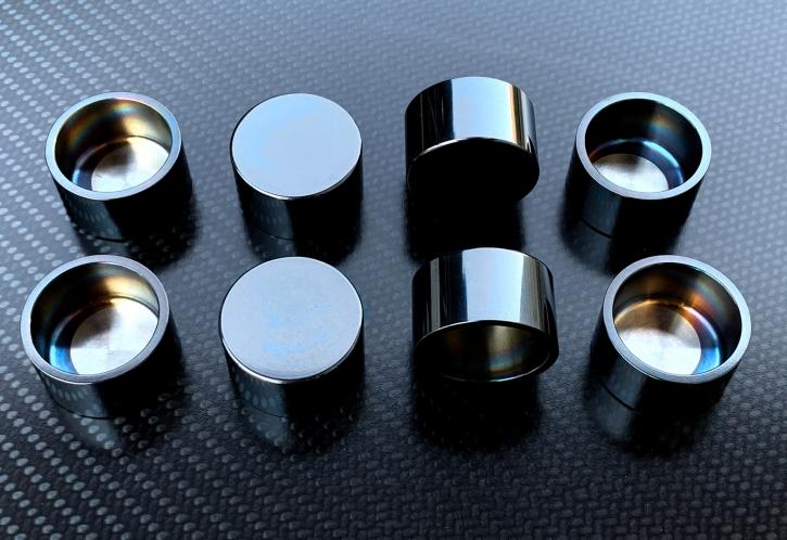 Bremskolben Titan für Brembo P4 Zange axial und S 1000 RR 09-18 radial