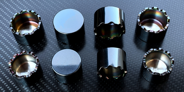 Bremskolben Titan für Brembo P4 30/34 CNC Zange