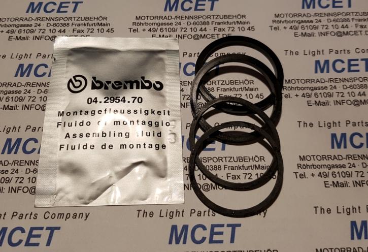 Brembo P2 34 Reparatur Satz Dichtungen