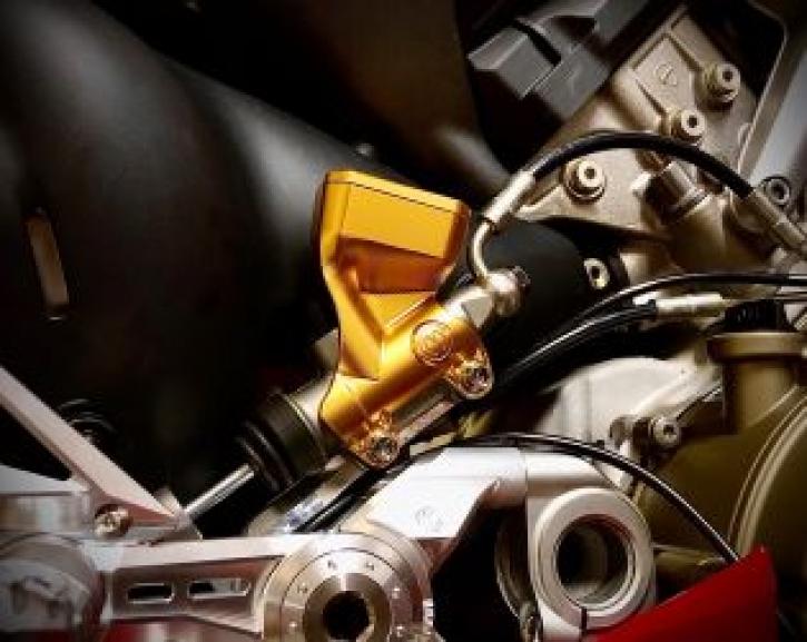 Moto Corse Reservoir für Brembo Bremspumpe hinten