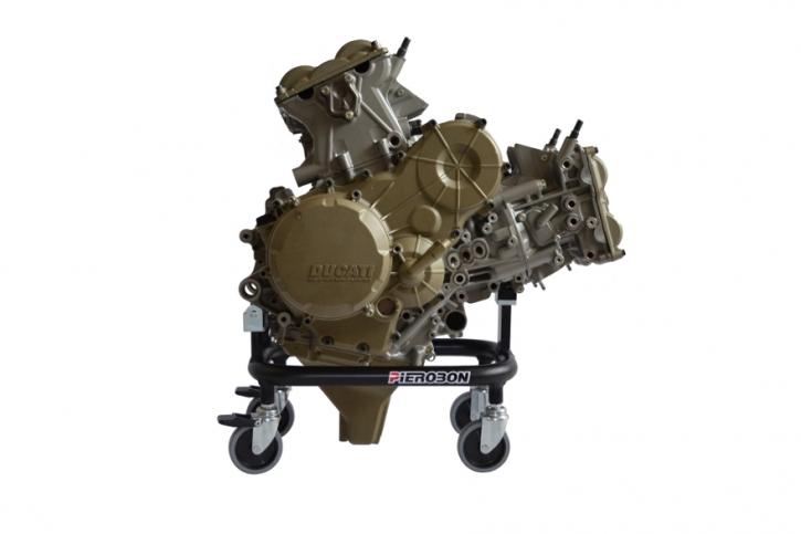 Pierobon engine trolley Ducati Panigale 1199