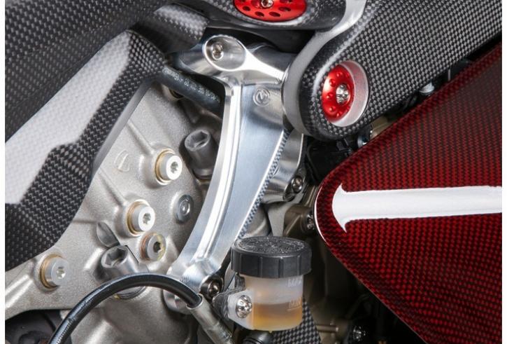 Moto Corse Motorhalterung rechts für Panigale 4V alle