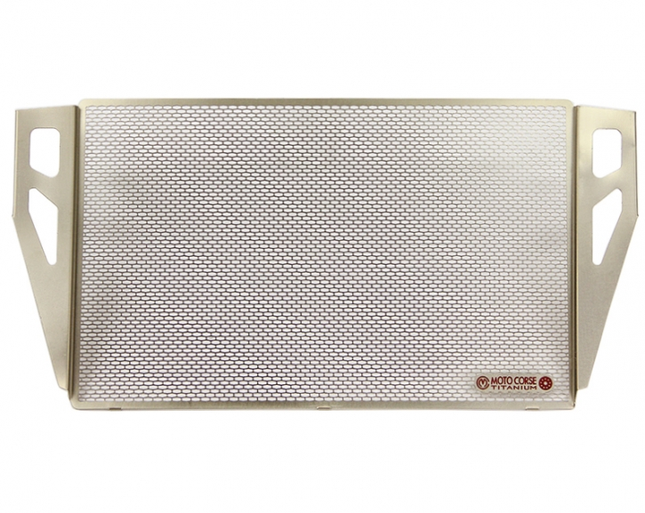 titanium radiator protection screen