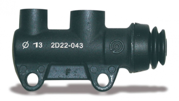 Brembo Brake master cylinder for thumb brake PS 13 rear connetion