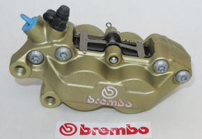 Brembo Bremszange P4 30/34C, gold, links